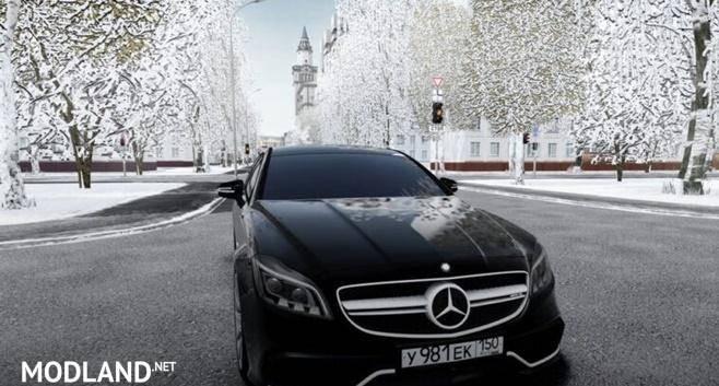 Mercedes-Benz CLS 63 AMG 4Matic [1.5.8]